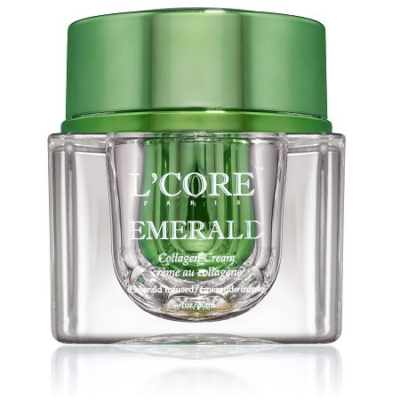 Emerald Collagen Cream by Lcore Paris