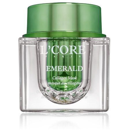 Emerald Collagen Mask by Lcore Paris